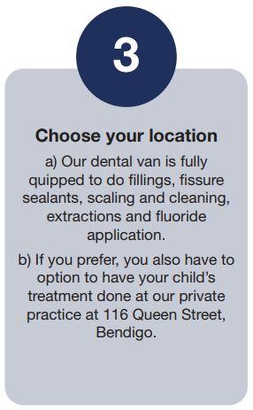 Mobile Dental Van Bendigo, Dental Van, Martin Vale Dentistry, Martin Vale Dentistry